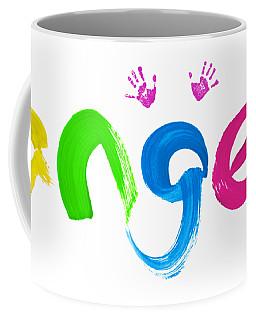 Colorful Angel Coffee Mug