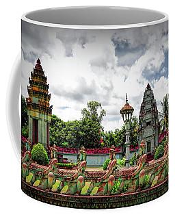 Colorful Architecture Siem Reap Cambodia  Coffee Mug