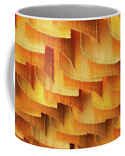 Colorful Bamboo Ceiling- China Coffee Mug