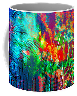 Colorful Bold Abstract Coffee Mug