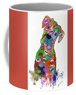 The Head Tilt. Need I Say More? Coffee Mug