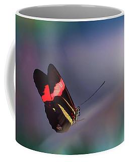 colorful Butterfly Coffee Mug