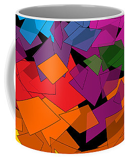 Colorful Chaos Too Coffee Mug