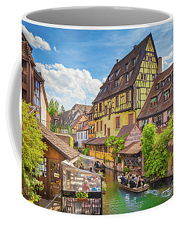 Colorful Colmar Coffee Mug