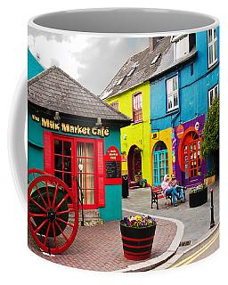Colorful Corner Coffee Mug