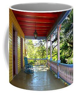 Colorful Creole Porch Coffee Mug