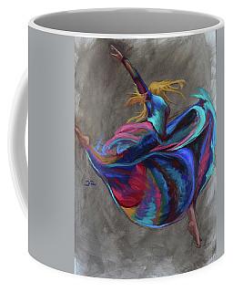 Colorful Dancer Coffee Mug