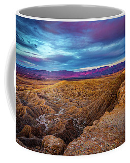 Colorful Desert Sunrise Coffee Mug