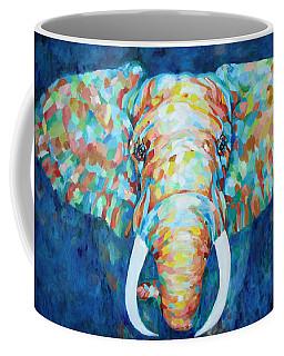 Colorful Elephant Coffee Mug