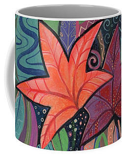 Colorful Fall Coffee Mug