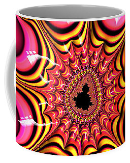 Colorful Fractal Art With Candy-colors Coffee Mug