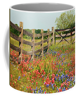 Colorful Gate Coffee Mug