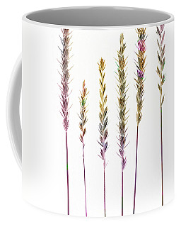 Colorful Grasses  Coffee Mug by Sandra Foster