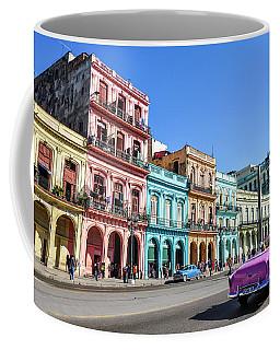 Colorful Havana Coffee Mug