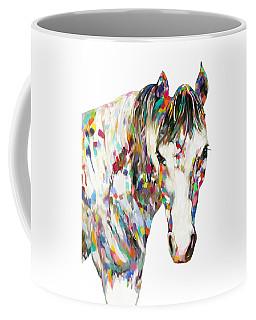 Colorful Horse Coffee Mug