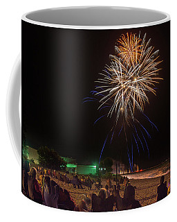 Coffee Mug featuring the photograph Colorful Kewaunee, Fourth by Bill Pevlor