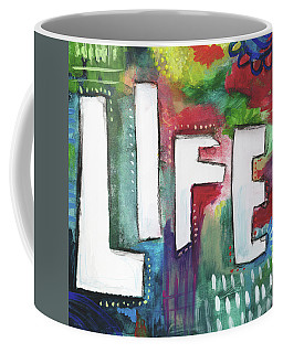 Outsider Paintings Coffee Mugs