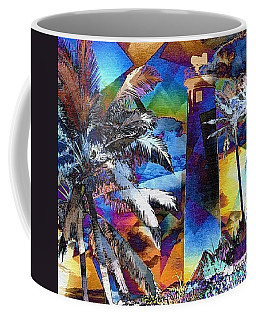 Colorful Lighthouse Coffee Mug