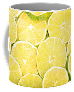 Colorful Limes Coffee Mug