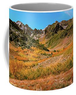 Colorful Mcgee Creek Valley Coffee Mug