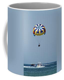 Colorful Parasailing Coffee Mug