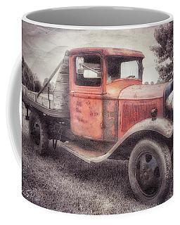 Colorful Past Coffee Mug