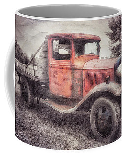 Colorful Past Coffee Mug