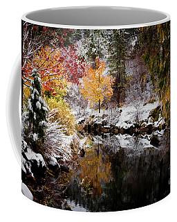 Colorful Pond Coffee Mug