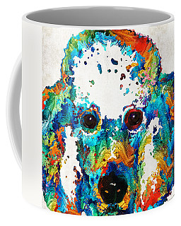 Toy Poodle Coffee Mugs