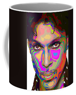 Colorful Prince Coffee Mug