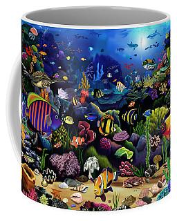 Colorful Reef Coffee Mug