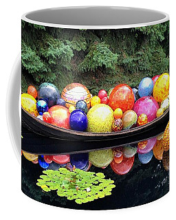 Colorful Reflection Coffee Mug