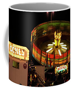 Colorful Round Up Wheel Coffee Mug