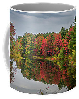 Colorful Row Coffee Mug