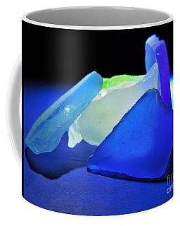 Colorful Sea Glass Coffee Mug