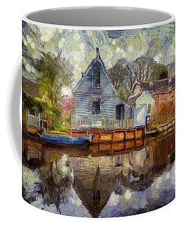 Colorful Serenity Coffee Mug