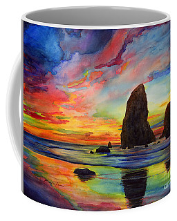 Colorful Solitude Coffee Mug