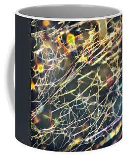 Rainbow Network Coffee Mug