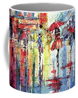Colorful Street Coffee Mug