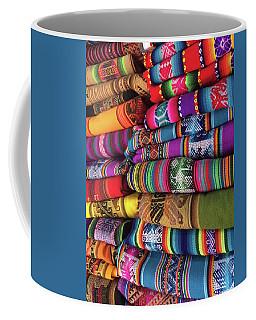 Colorful Tablecloths Coffee Mug