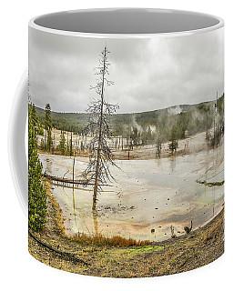 Colorful Thermal Pool Coffee Mug
