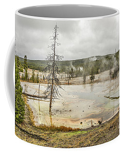 Colorful Thermal Pool Coffee Mug