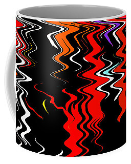 Colorful Trails Coffee Mug