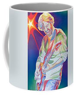 Colorful Trey Anastasio Coffee Mug by Joshua Morton