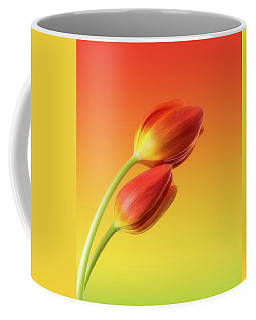 Flower Coffee Mugs