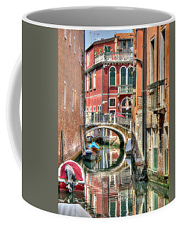 Colorful Venice  Coffee Mug