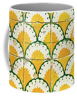 Colorful Vintage Portuguese Tiles Coffee Mug