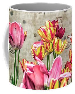 Colorfull Tulips Coffee Mug