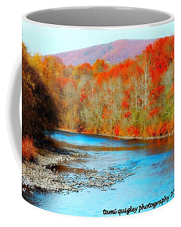 Coloring The Kittatinny Coffee Mug