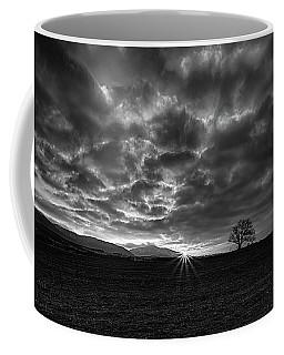 Colorless Sunrise Coffee Mug